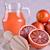 Rood · grapefruit · plaat · textuur · voedsel · vruchten - stockfoto © zia_shusha
