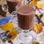 горячий · шоколад · Кубок · книгах · Рождества · мнение · копия · пространства - Сток-фото © zia_shusha