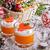 narancs · karácsony · díszítések · ág · akasztás · fenyőfa - stock fotó © zia_shusha