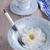 tejberizs · fahéj · gyümölcs · tej · gyümölcsök · tányér - stock fotó © zia_shusha