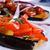 patlıcan · sebze · yarım · akşam · yemeği · domates - stok fotoğraf © zia_shusha