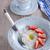 pirinç · tahıl · karpuzu · kahvaltı · ayarlamak · taş - stok fotoğraf © zia_shusha