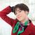 portret · zakenvrouw · haren · kantoor - stockfoto © zittto