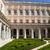 подробность · фасад · королевский · дворец · небе · зеленый - Сток-фото © zittto