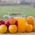 bril · sinaasappelsap · oranje · drinken · sap - stockfoto © zittto