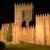 kale · Portekiz · Bina · gün · batımı · doğa · manzara - stok fotoğraf © zittto