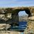masmavi · pencere · ada · doğal · kaya · kemer - stok fotoğraf © zittto