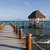 wooden dock stock photo © zittto