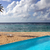 úszómedence · Karib · üdülőhely · egzotikus · kert · égbolt - stock fotó © zittto