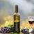 vino · rosso · bottiglia · uve · ramo · etichetta · isolato - foto d'archivio © zittto