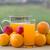 ontbijt · sinaasappelsap · vers · vruchten · tabel · oranje - stockfoto © zittto