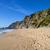красивой · пляж · юг · Португалия · небе · солнце - Сток-фото © zittto