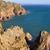 gün · batımı · zaman · görmek · nokta · deniz · manzarası · deniz - stok fotoğraf © zittto