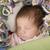 young baby sleeping stock photo © zittto