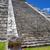 eski · Chichen · Itza · piramit · tapınak · Meksika · gökyüzü - stok fotoğraf © zittto