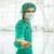 lekarza · chłopca · maska · medycznych · dziecko · zdrowia - zdjęcia stock © zittto