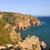 impressionante · paisagem · oceano · alto - foto stock © zittto