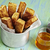 rustic golden french toast stick stock photo © zkruger