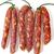 中国語 · ソーセージ · 食品 · 色 · 脂肪 - ストックフォト © zkruger