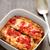 domates · sosu · fotoğraf · lezzetli · patlıcan · yemek · yaprakları - stok fotoğraf © zkruger