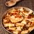 olasz · tészta · serpenyő · pesztó · mártás · tükörtojás - stock fotó © zkruger