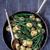 rusztikus · főtt · krumpli · mustár · közelkép · zöldség - stock fotó © zkruger