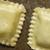 rustic uncooked italian ravioli pasta stock photo © zkruger