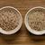 marrón · arroz · blanco · tazón · tabla · de · cortar - foto stock © zkruger