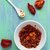 makarna · pesto · lezzetli · makarna · ahşap · masa · gıda - stok fotoğraf © zkruger