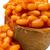 豆 · トースト · 新鮮な · パン · 粉チーズ - ストックフォト © zkruger