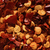 dried red chili flake food background stock photo © zkruger