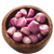 descascado · tigela · comida · vermelho · vegetal - foto stock © zkruger