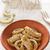 свежие · жареный · овощей · Салат · картофель · фри · фон - Сток-фото © zkruger