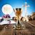católico · religión · primero · comunión · crucifijo - foto stock © zolnierek