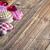 spa · róż · serca · drewniany · stół · ściany - zdjęcia stock © zolnierek
