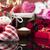 día · corazones · rosas · símbolos · día · de · san · valentín · vidrio - foto stock © zolnierek