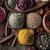 przyprawy · zestaw · kolorowy · inny · kręgle · drewniany · stół - zdjęcia stock © zolnierek