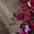 dzień · czerwony · serca · róż · drewniany · stół · kwiat - zdjęcia stock © zolnierek