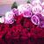 rosas · especial · día · ramo · vidrio · mesa - foto stock © zolnierek