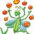 doce · natal · fadas · voador - foto stock © zooco