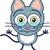 choro · gatinho · comida · veterinário · cesta - foto stock © zooco