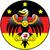 Almanya · bayrak · futbol · topu · vektör · dünya · futbol - stok fotoğraf © zooco