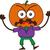 сердиться · Хэллоуин · оборотень · чувство · большой - Сток-фото © zooco