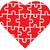 hart · vector · Rood · textuur · liefde - stockfoto © zooco