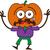 bonitinho · halloween · lobisomem · choro · sentimento · assustado - foto stock © zooco