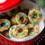 Navidad · cookies · arco · blanco · alimentos - foto stock © zoryanchik