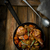 chicken with mushrooms and vegetables stewed in wine stock photo © zoryanchik