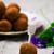 chocolate truffles stock photo © zoryanchik