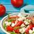 ejotes · vaina · blanco · alimentos · paisaje · cocina - foto stock © zoryanchik