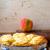cerâmico · copo · velho · mesa · de · madeira · comida · fundo - foto stock © zoryanchik